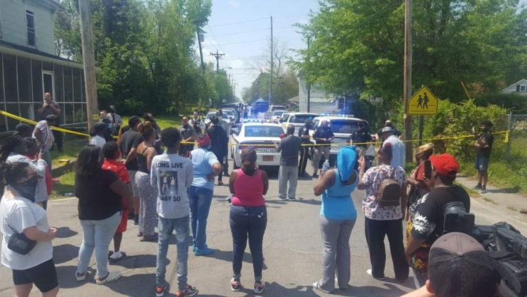 Opnieuw zwarte man doodgeschoten bij politie-interventie in de VS