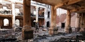 Zo groot is de ravage na brand in universiteitsbib van Kaapstad