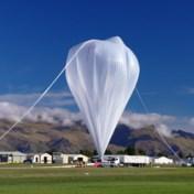 Een klimaatballonnetje laat je niet zomaar op