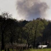 Brand na legeroefening in Brecht: camping en wijk naast Groot Schietveld ontruimd