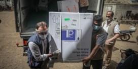 In Syrië moeten ook vaccins voor bommen schuilen