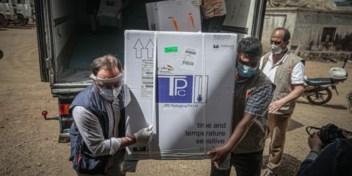Syriërs in Idlib verstoppen vaccins uit schrik voor bommen van Assad en Rusland