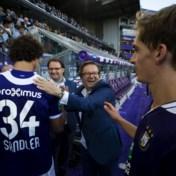 Anderlecht kostte Marc Coucke al 127 miljoen euro