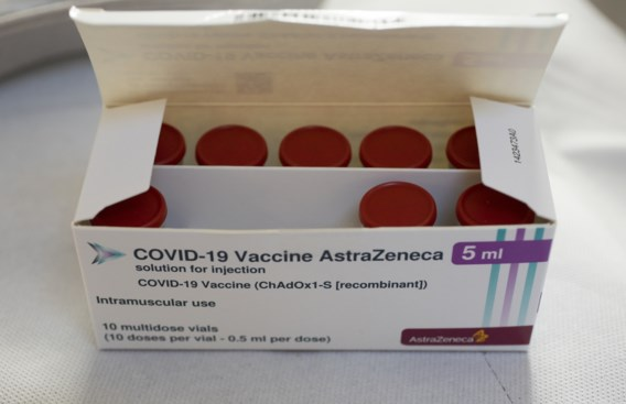EMA: Voordelen AstraZeneca-vaccin groeien mee met leeftijd en infectiegraad