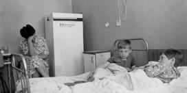 Nucleaire straling Tsjernobyl is diep weggestopt in DNA