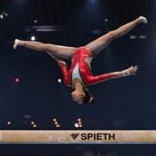 In laatste instantie opgeviste Jutta Verkest stunt met tiende plaats in allroundfinale op EK turnen