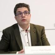 Live   'Moeten puzzelen op intensieve zorg bij brand in Brussel'