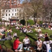 Buurtbewoners Muinkpark in Gent zijn overlast beu
