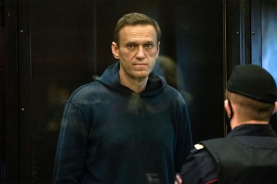 Aleksej Navalny maakt einde aan hongerstaking