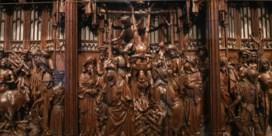 'Lam Gods van de beeldhouwkunst' was verkeerd gemonteerd