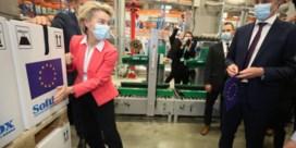 Vaccinproductie Pfizer in Puurs krijgt een boost