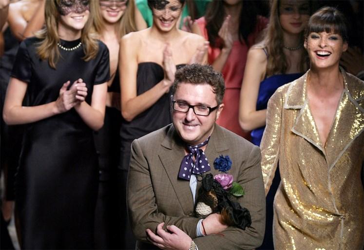 Modeontwerper Alber Elbaz onverwacht overleden
