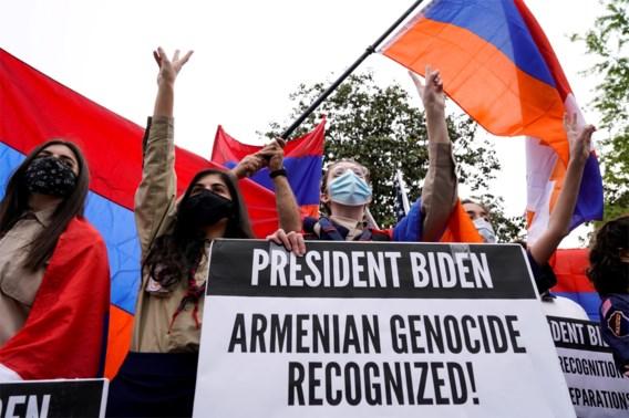 Armeense genocide: Biden doet wat Obama beloofde