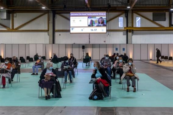 Tweede vaccinatieronde in Brussel: wie geen vaccin kreeg, krijgt een telefoontje