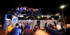 Limburgers vieren overwinning KRC Genk
