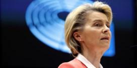 Ursula von der Leyen: 'Mijn behandeling in Ankara was te wijten aan mijn vrouw-zijn'