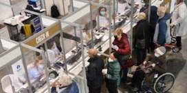 Vaccinatiegraad in Brussel hangt samen met mediaan inkomen