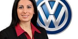 Eén vrouw vertegenwoordigt 671.205 Volkswagen-werknemers