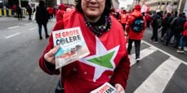 Vakbonden bezorgen de PS een zure Dag van de Arbeid