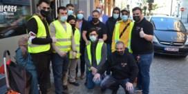 Jongeren in Brusselse Marollen zetten werk van overleden Zakaria voort