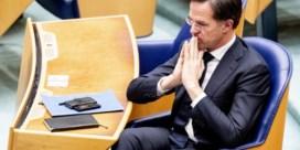 Rutte sta-in-de-weg voor nieuwe regering