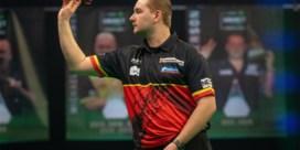 Dimitri Van den Bergh pakt eerste dartstitel ooit in een Players Championship