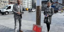 Oostende onderneemt actie tegen wie sigaretten weggooit op straat