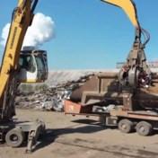 ArcelorMittal vernietigt meer dan 60 ton vuurwapens