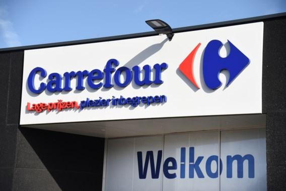 Personeel Carrefour Sint-Agatha-Berchem legt werk neer na gevallen van agressie