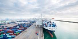 Steeds meer containers belanden op zeebodem