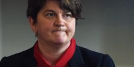 Noord-Ierse premier kondigt ontslag aan