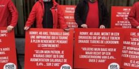 Socialisten en liberalen lijnrecht tegenover elkaar in loonoverleg