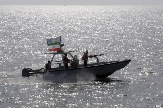 Amerikaanse marine vuurt waarschuwingsschoten af naar Iraanse boten
