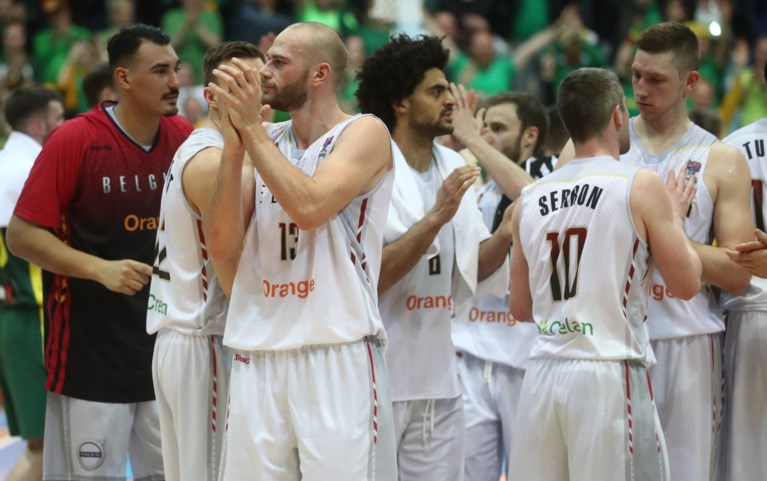 Belgian Lions loten wereldtoppers Spanje en Rusland op EK basketbal: 'Het is een <I>heavy</I> groep'