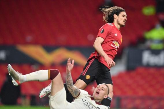 Manchester United veegt AS Roma met 6-2 van de mat