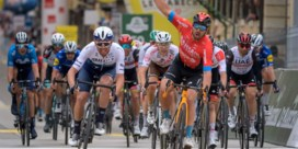 Colbrelli wint met een dag vertraging rit in Ronde van Romandië