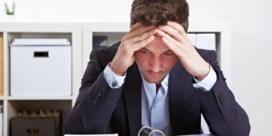 Ook 'psychologische contractbreuk' kan aan basis liggen van burn-out