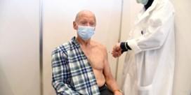 Vaccinatiegraad van 90 procent bij 65-plussers wordt dit weekend gehaald