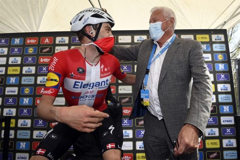 Kasper Asgreen tot eind 2024 bij Deceuninck-Quick-Step: 'Nog meer klassiekers winnen'