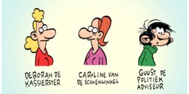Cartoon van de dag - april 2021