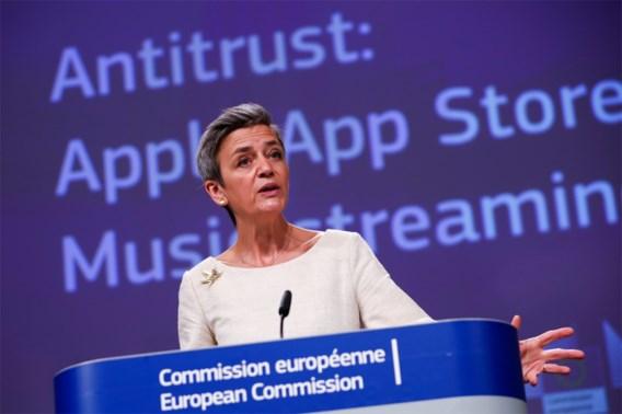 'Apple misbruikt macht tegenover Spotify', zegt EU