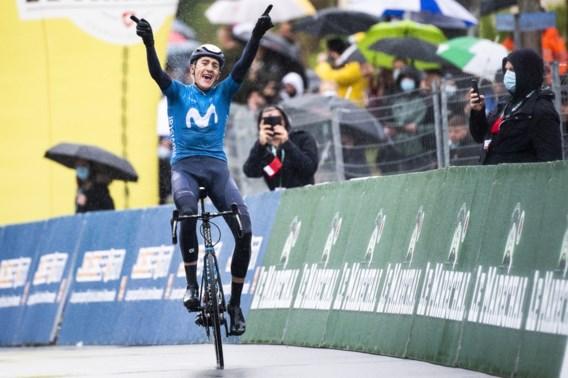Marc Soler slaat dubbelslag in derde etappe Ronde van Romandië