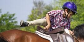 Leren paardrijden