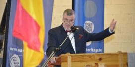 Omstreden directeur voor Belgische oorlogssites