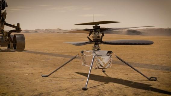 Ingenuity voltooit alsnog vierde vlucht op Mars, Nasa verlengt missie