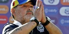 Rapport concludeert dat Maradona 'ontoereikende zorg' kreeg