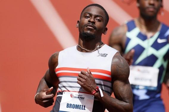 Trayvon Bromell zet beste wereldjaarprestatie op 100m neer