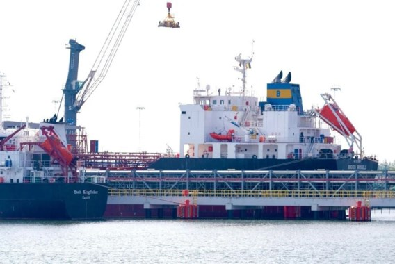 Schip met Indiase bemanning in quarantaine in Antwerpse haven na besmettingen