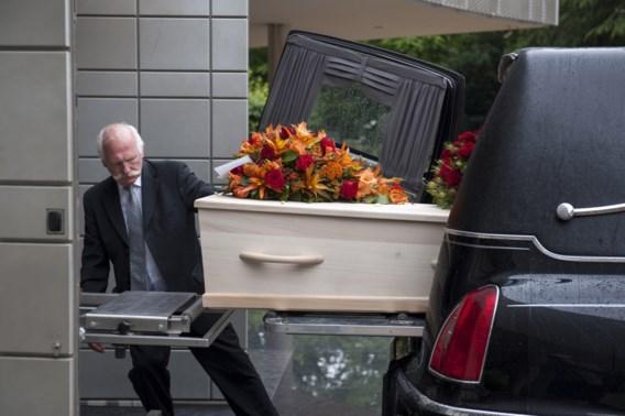 Crematie is de norm geworden in Vlaanderen