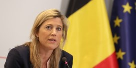 Minister Verlinden heeft geen begrip voor relschoppers
